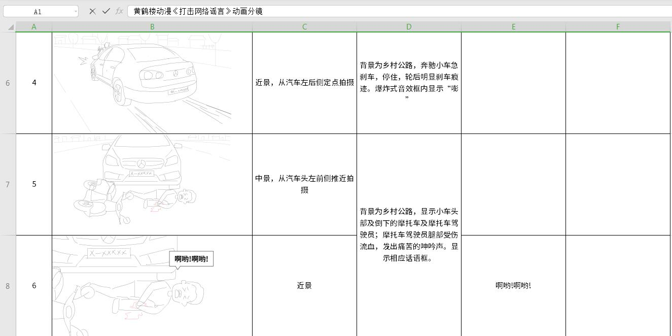 《扫黑除恶——严打网络谣言》分镜头4-6.jpg