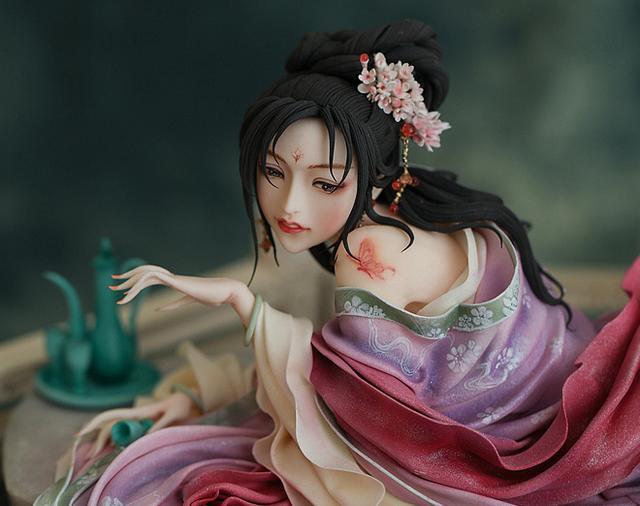 日本匠人做手办,逼真到血管都清晰可见,却被人误会是糖王的作品