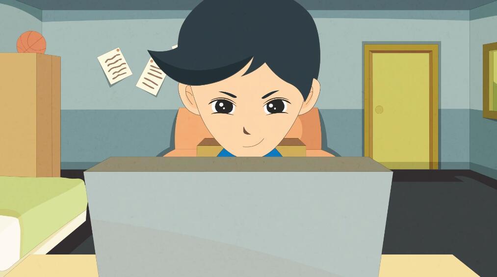 二维手绘逐帧动画设计制作《猥亵儿童罪》法制科普动漫宣传片大黄.jpg