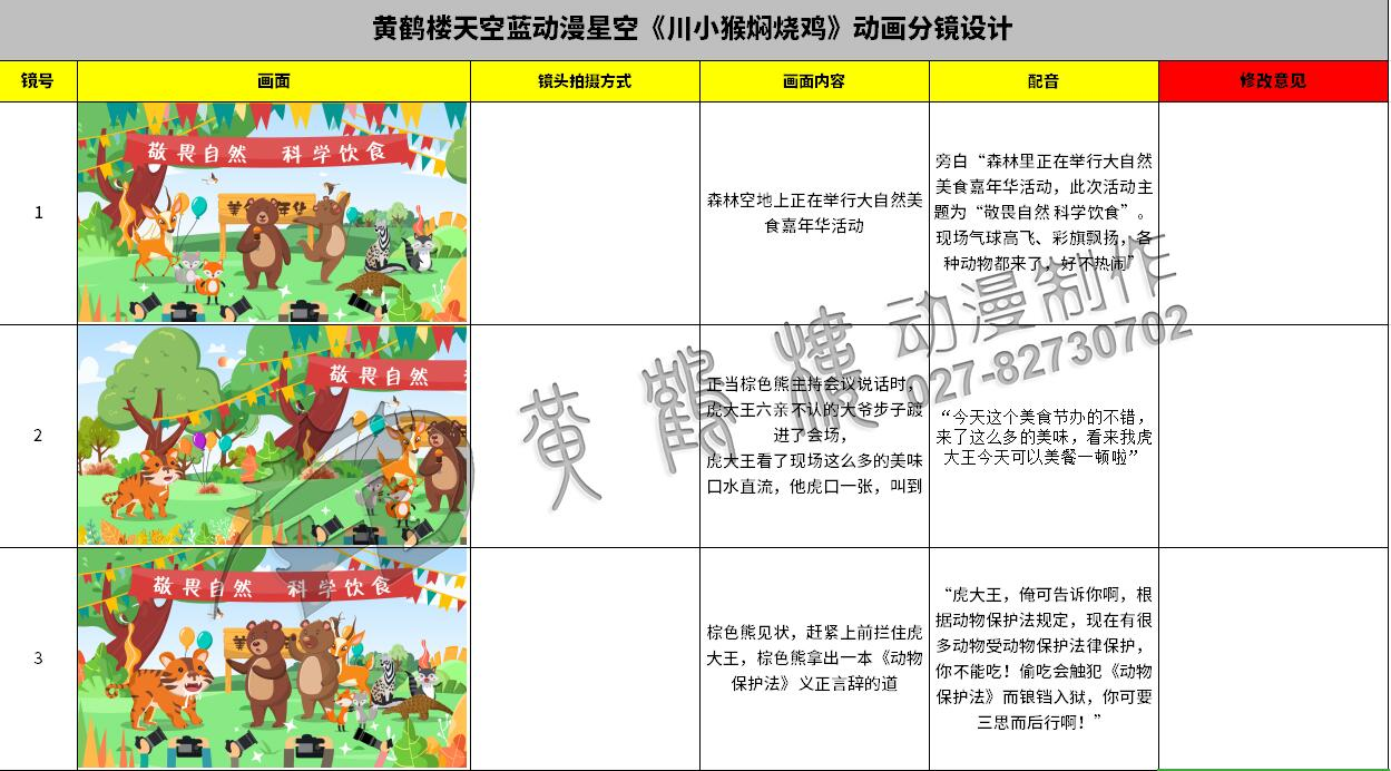 《川小猴闷烧鸡》Flash动画片制作.jpg