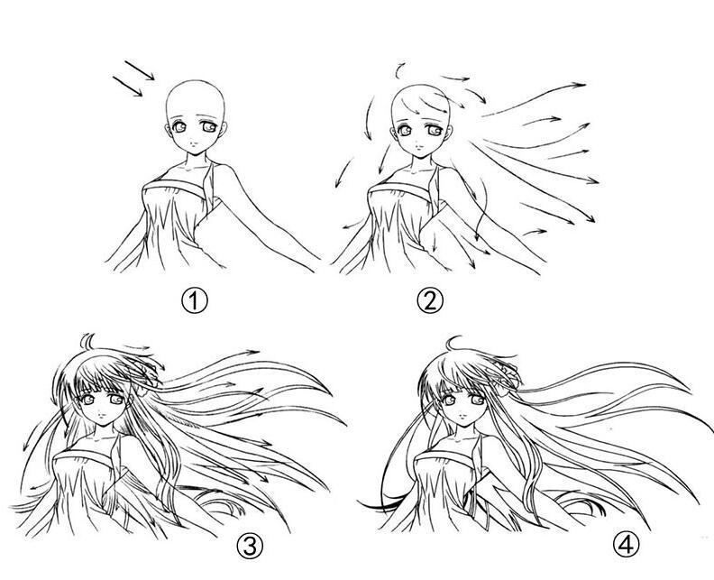 动漫美女的头发怎么画.jpg