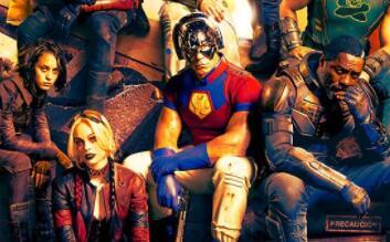 全员带恶人 《X特遣队:全员集结》大合影海报公开