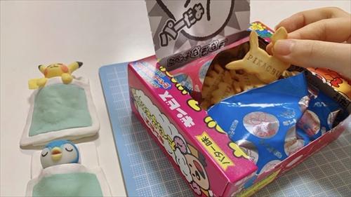 """高玩打造《宝可梦》粘土""""饼干""""惟妙惟肖可惜不能吃"""
