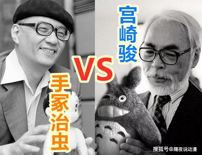 日本动画大师