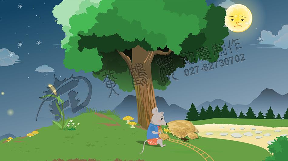 《红鞋子-月亮是块大烙饼》动画片制作1-3.jpg
