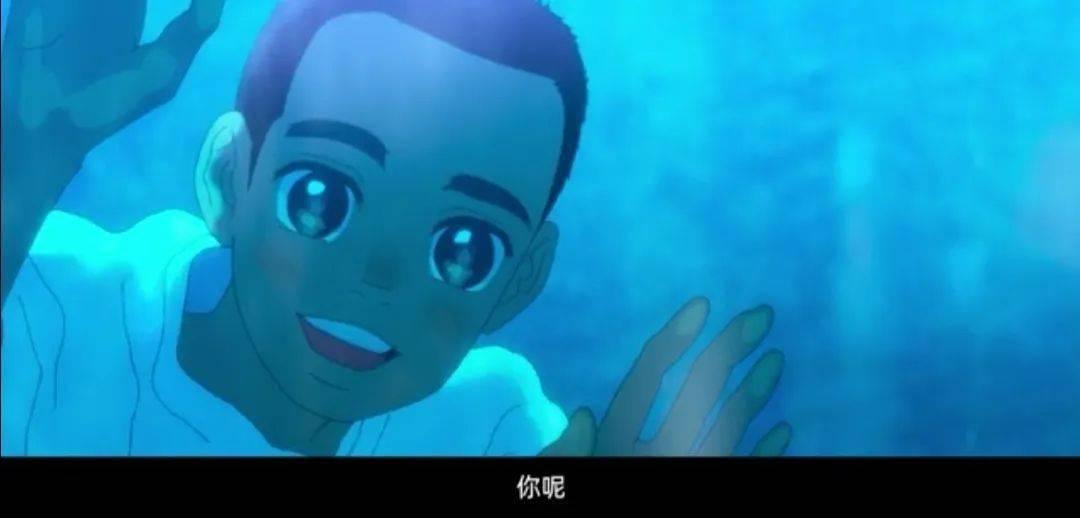 日本动画片制作:海兽之子