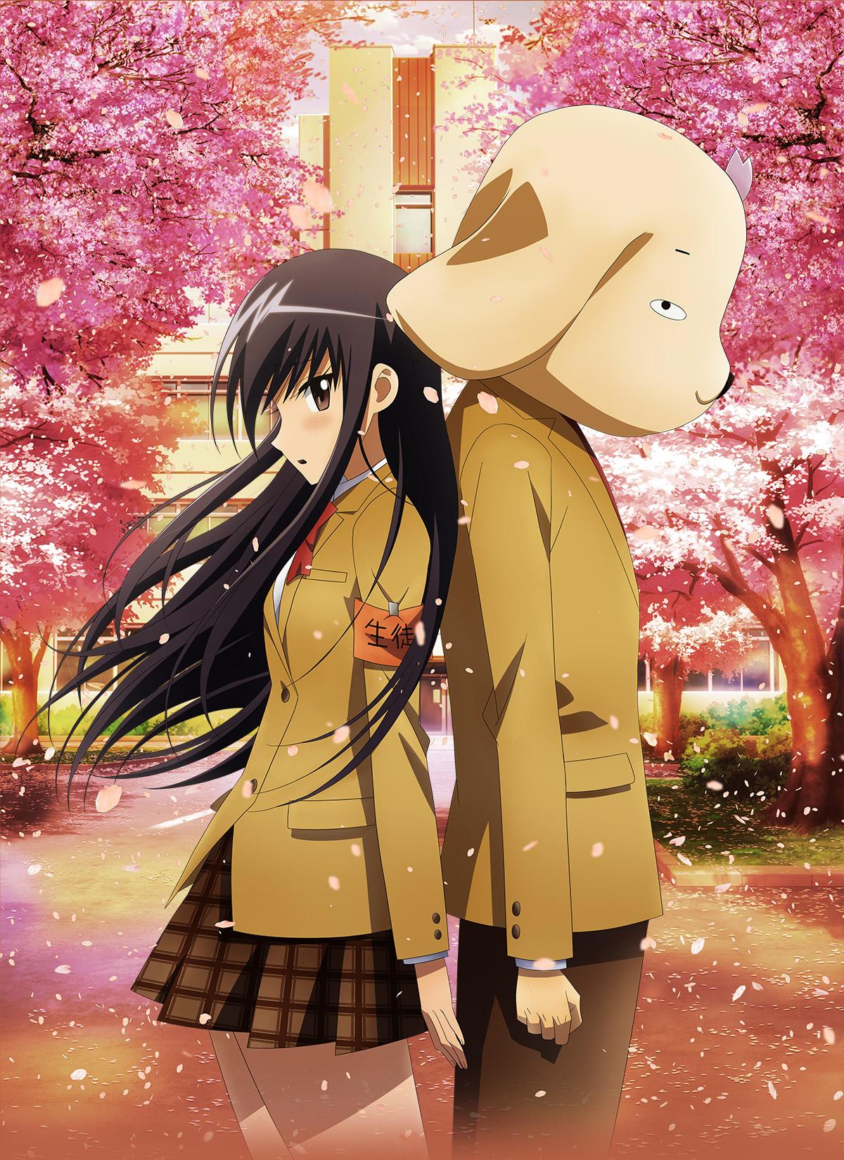 日本二维剧场版动画片制作《妄想学生会2》公布新PV  2021年1月1日上映
