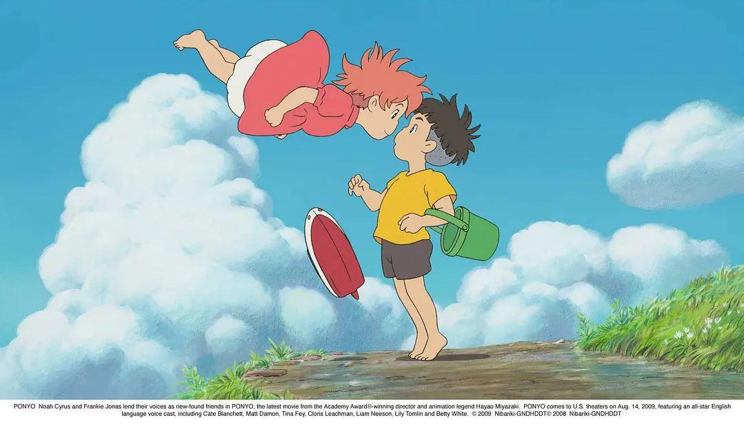 动画制作电影《崖上的波妞》12月31日内地上映 宫崎骏给中国观众寄来手写信