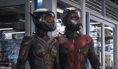 漫威电影消息汇总:《蚁人3》正式片名 神奇女士登场