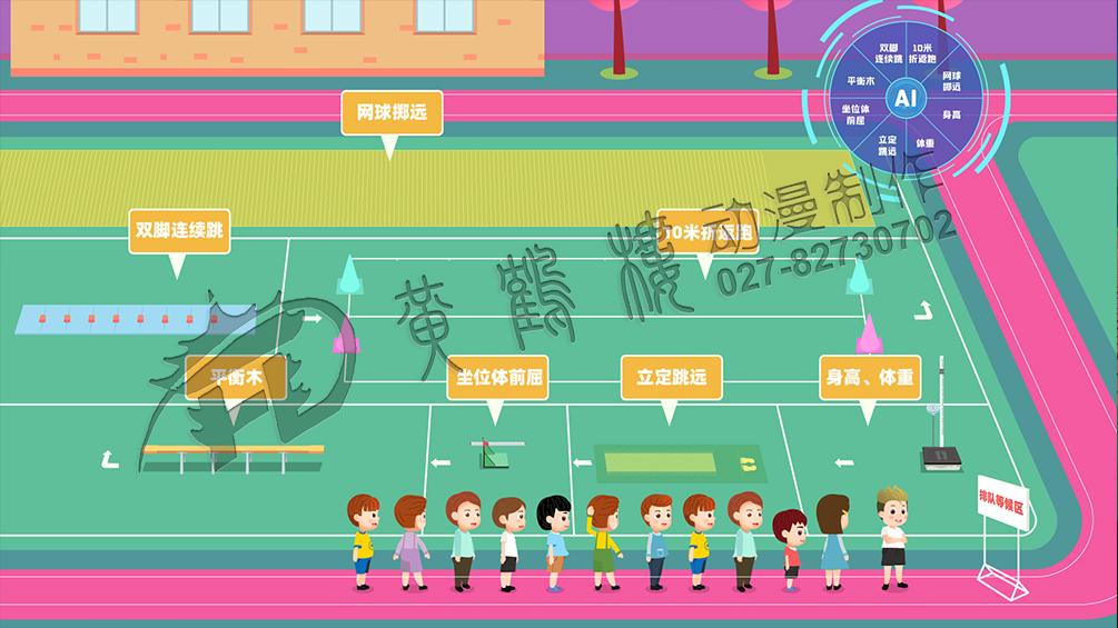 《体质健康AI评量系统》动画宣传片分镜头二.jpg