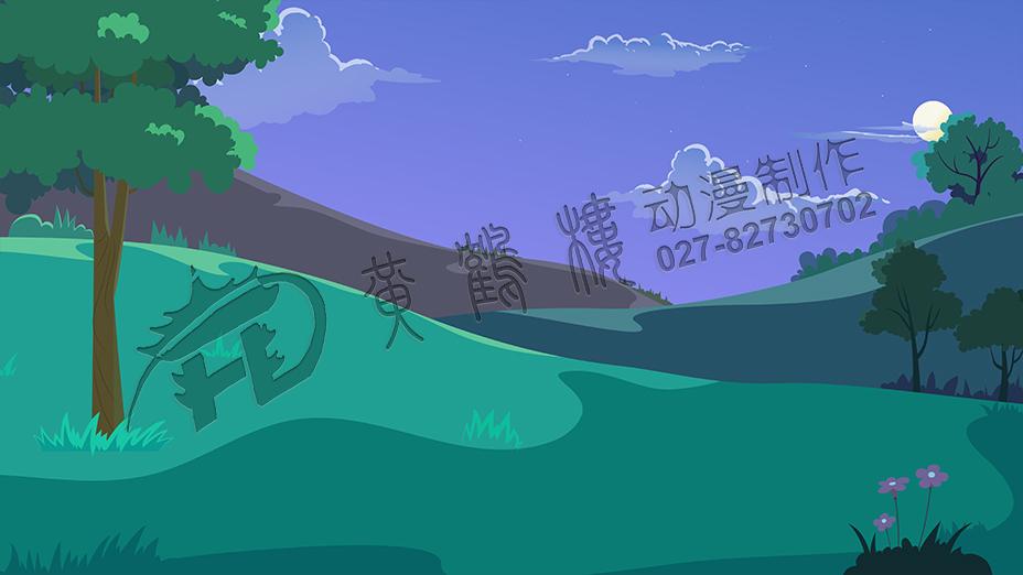 教育动画片《了不起的狐狸爸爸-逮住狐狸计划》场景设计一.jpg