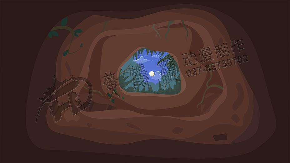 教育动画片《了不起的狐狸爸爸-逮住狐狸计划》场景设计二.jpg
