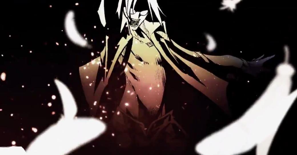 《通灵王》全新作TV动画角色宣传片 4月正式开播