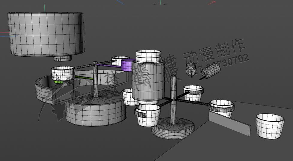 三维动画材质灯光设计与制作