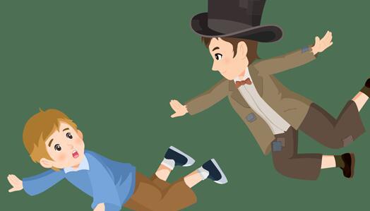 《天蓝色的彼岸-回程》动画片角色设计制作