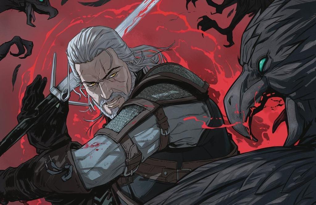 黑马漫画将于5月26日发行《巫师》漫画系列新作