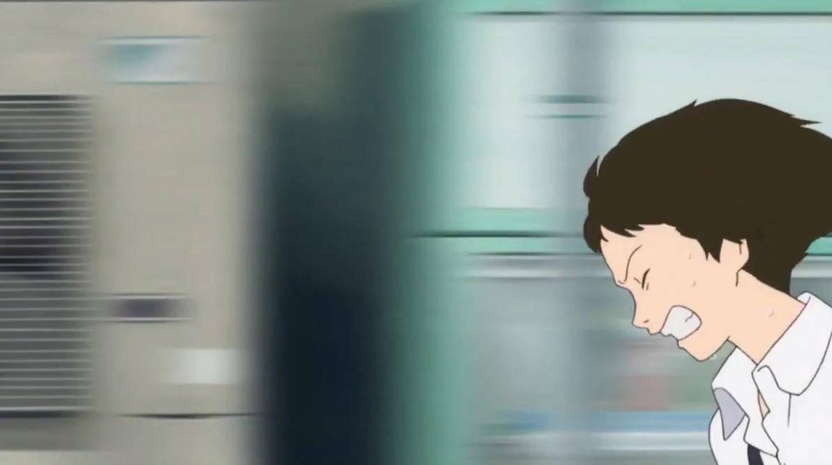 日本著名动画导演细田守名作《穿越时空的少女》4DX版新海报 4月2日上映