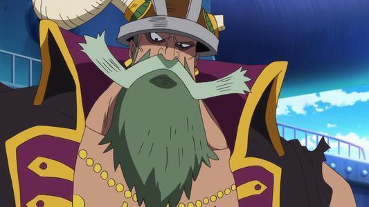 海贼王:拥有颠覆世界政府野心的人,D之一族就占了3个