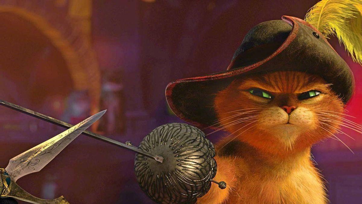 《穿靴子的猫》续集定档 明年9月23日北美上映