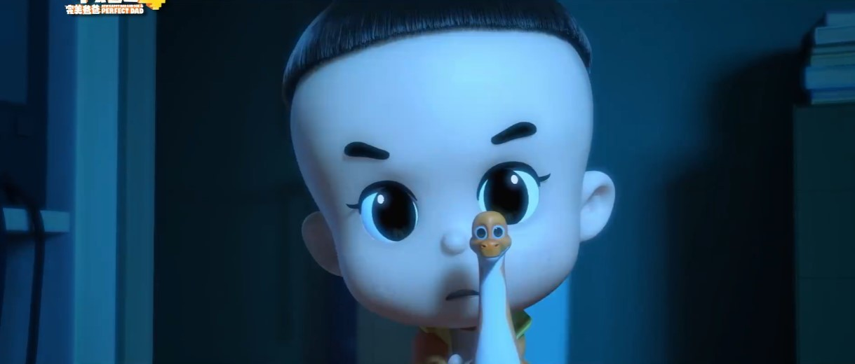 央视打造3D动画设计《新大头儿子和小头爸爸4》终极预告