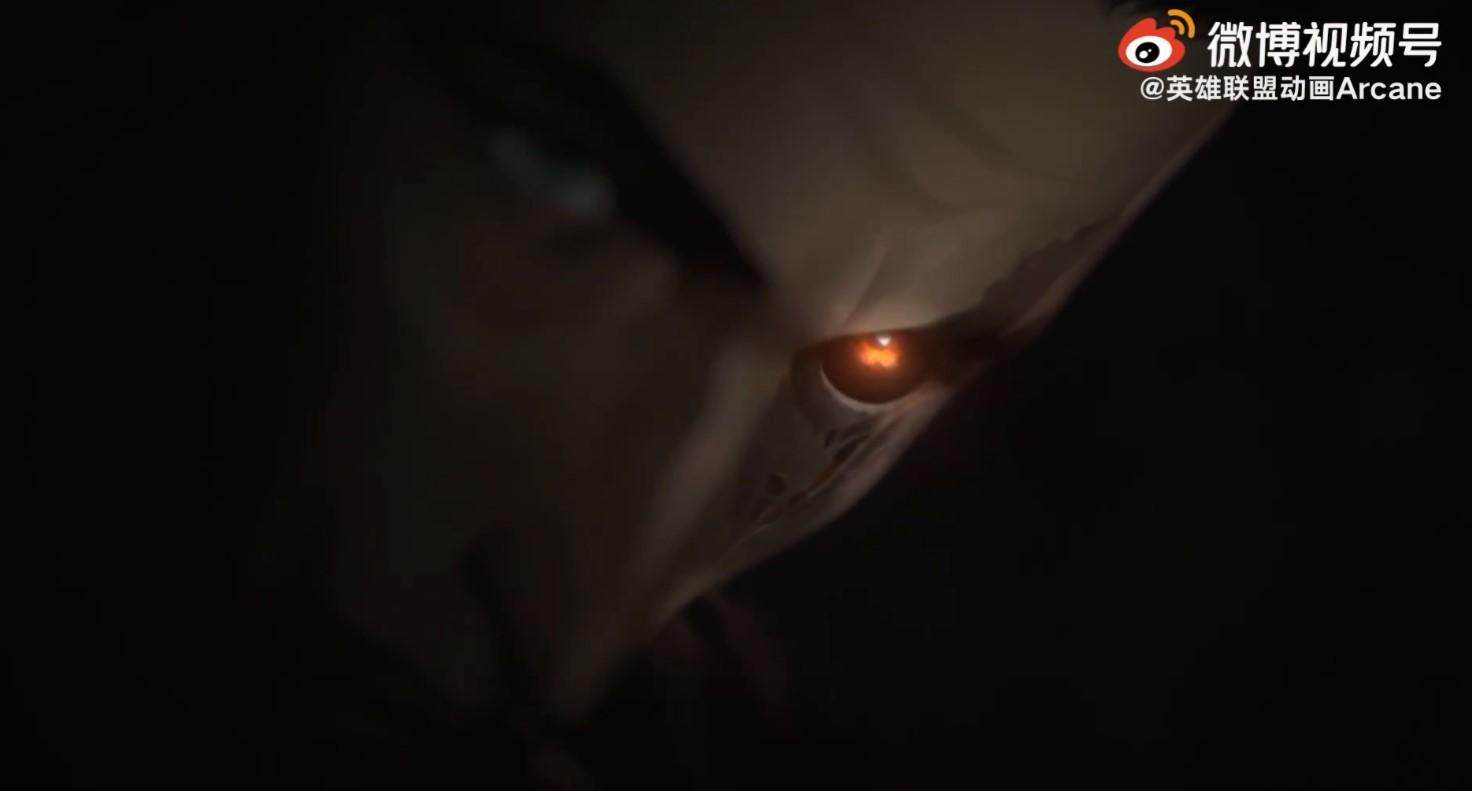 LOL动画剧集《英雄联盟:双城之战》公布新宣传片