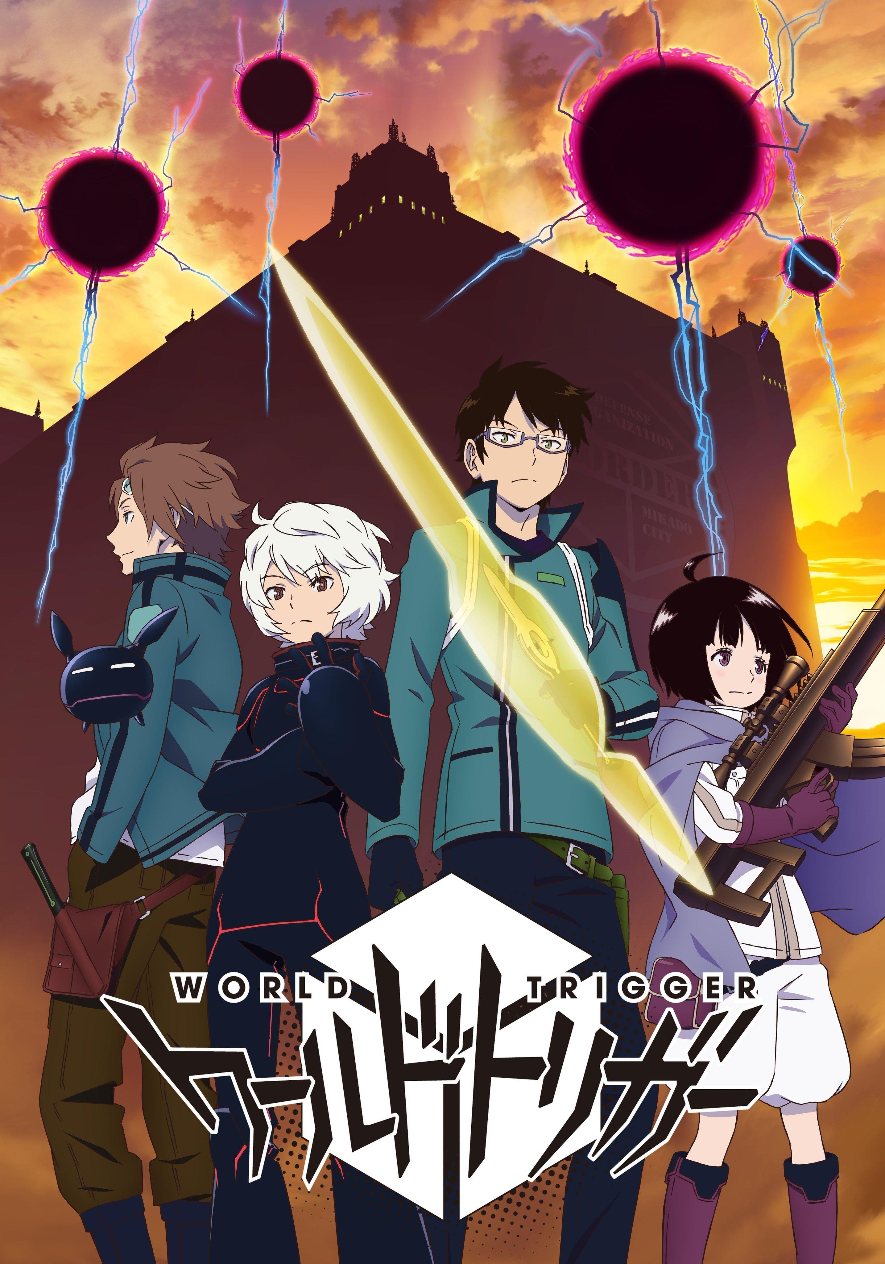 经典名作《境界触发者》第3季新预告 10月9日正式开播